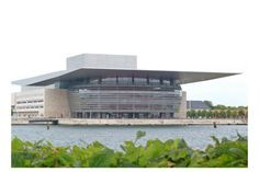Fotografía: Marcela Villarino  Ópera de Copenhague Elba, Marina Bay Sands, The Good Place, Nice, Building, Outdoor Decor, Travel, Denmark, Cruise