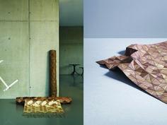 Elisa Strozyk - turning wood into flexible textile