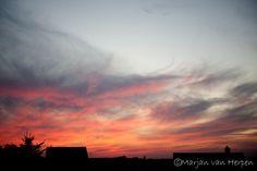 Fotografie wolkenluchten