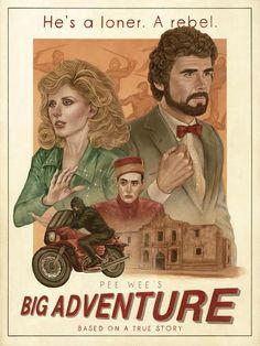 Movie poster, alternate take