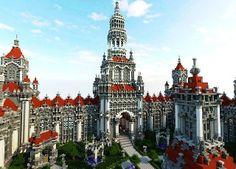 CrypticServer Spawn Minecraft World Save
