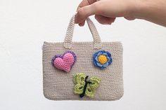 Su primer Silayaya, bolsos para niña