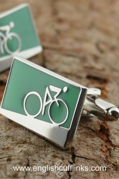 Cycling cufflinks depicting the true nature of the sport. It's not all downhill! One cufflink shows the uphill push whilst the other shows the downhill reward. Sterling Silver Cufflinks, Vintage Cufflinks, Wedding Cufflinks, Wedding Shower Gifts, Gifts For Wedding Party, Party Gifts, Wedding Ring For Her, Wedding Pins