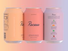 Recess CBD & Adaptogen-Infused Seltzer Is The Chillest Possible Way To Stay Hydrated