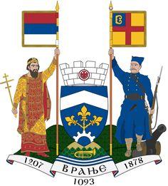 Coat of arms of Vranje