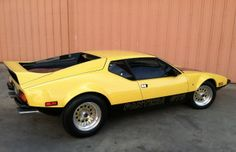 Yellow Pantera