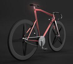 Betri Concept Bike by Clément Boutillon