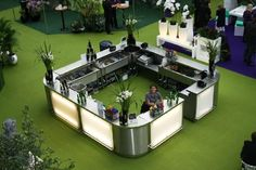 Premium mobile bar hire get in touch for a quote at fizzsecco.co.uk: