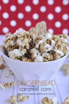 ... on Pinterest | White chocolate popcorn, Caramel corn and Popcorn
