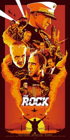 The Rock by Patrick Connan