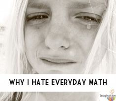 Why I Hate Everyday Math (& the bad research behind it)