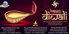 HAPPY DIWALI TO ALL FROM DHAVAT INFOTECH PVT LTD PARIVARI... Visit : www.dhavat.com