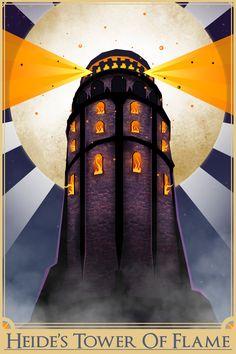 Dark Souls 2 - Heide's Tower of Flame