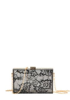 Cool, Clear Night Clutch, #ModCloth
