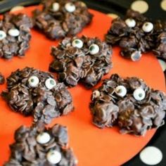 Polish The Stars: 266 Halloween Food Ideas : Creepy, Cute, and Gross