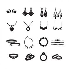 Image result for jewellery icons