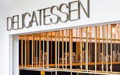 Marzua: Proyecto de decoración de la tienda Delicatessen e...