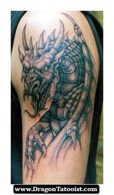 Red Dragon Tattoo Richmond 02 - http://dragontattooist.com/red-dragon-tattoo-richmond-02/