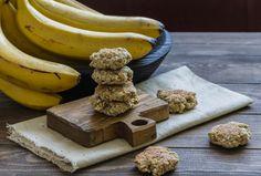 ¿Sabías que las galletas de avena y plátano se pueden preparar en casa, de forma sencilla y tan solo necesitas media hora? ¡Apunta cada paso!