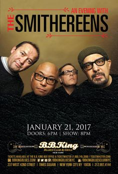 The Smithereens (1.21.17)