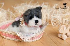Cute puppy by KittenBlackUA.deviantart.com on @DeviantArt