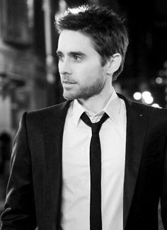 Jared Leto - He just look so handsome here!