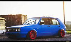 Vw Mk1, Volkswagen Golf, Golf 2, Vw Classic, Power Bike, Love Car, Bmw E36, Cannon, Cool Cars