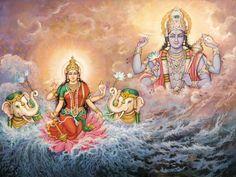 https://flic.kr/p/7ypsiQ | Lakshmi Narayan | check out my Durga Maa videos at: www.youtube.com/durgadevotee
