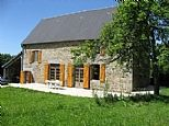 Holiday Farmhouse in La Trinite, Nr. Villedieu Les Poeles, Manche, Normandy, France FR19842