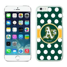 http://www.xjersey.com/oakland-athletics-iphone-6-cases-white04.html Only$21.00 OAKLAND ATHLETICS #IPHONE 6 CASES WHITE04 #Free #Shipping!