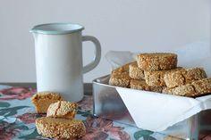 ΠΑΞΙΜΑΔΙΑ ΠΟΡΤΟΚΑΛΙΟΥ - paxxi Sugar Bowl, Cake Cookies, Bowl Set, My Recipes, Cereal, Breakfast, Sweet, Desserts, Food