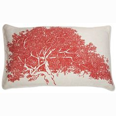 Tree Pillow #pillow