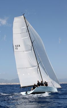 SAY34 Canting Keel Race – SAY Carbon Yachts