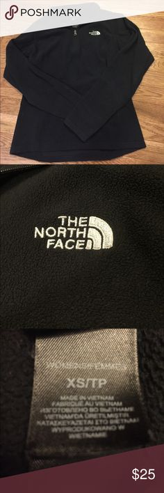 North face North face half zip pullover North Face Tops Sweatshirts & Hoodies