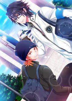 Yata Misaki & Fushimi Saruhiko | K Project #anime