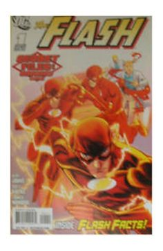The Flash Secret Files and Origins 2010 #1 (May 2010, DC) - VF