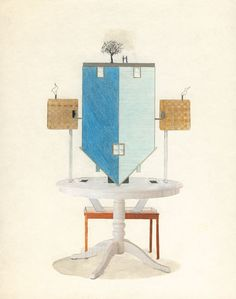 Tom Ngo's Architectural Absurdity