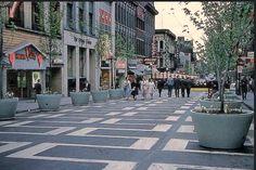 Sparks Street mall 1971