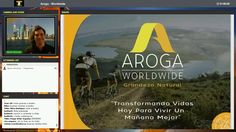 Nueva Presentacion de Aroga Worldwide