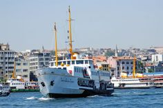 Istanbul Transport: Getting Around the City Ferry