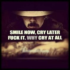 21 Best Smile Now Cry Later Images Crying Chicano Tattoos Female