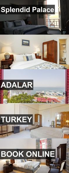 Hotel Splendid Palace in Adalar, Turkey. For more information, photos, reviews and best prices please follow the link. #Turkey #Adalar #SplendidPalace #hotel #travel #vacation