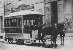 La Compagnie des Tramways de la Rue St-Jean Ltée. Incorporé le 27 Juillet 1877. Fonctionnait dans la haute ville.