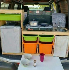 Use These Ideas To Assure A Fantastic Experience - Camping Hacks - Minivan Camping, Truck Camping, Camping Diy, Tent Camping, Camping Storage, Camping Hacks, Camping Gear, Lake Camping, Camping Signs