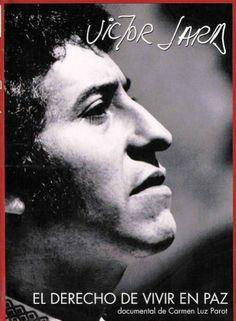 Víctor Jara (1932-1973), fue un músico, cantautor, profesor, director de teatro, activista político y miembro del Partido Comunista de Chile.  Debido a su militancia, fue torturado y asesinado en el antiguo Estadio Chile por las fuerzas represivas de la dictadura de Augusto Pinochet, poco después del golpe de Estado que derrocó al gobierno democrático de Salvador Allende, el 11 de septiembre de 1973.