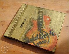 CD-Hülle als Leporello-Umverpackung