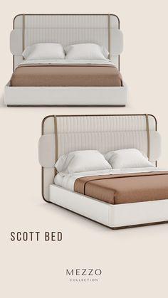 Living Room Sofa Design, Modern Bedroom Design, Bed Design, Bed Frame And Headboard, Headboards For Beds, Office Furniture Design, Bed Furniture, Bedroom Decor For Teen Girls, Flat Interior