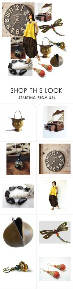 """""""Fall Reflections"""" by inspiredbyten ❤ liked on Polyvore featuring Massif and vintage"""