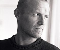 Love his work! Jo Nesbø © Cato lein