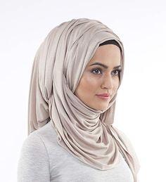 Hijab as Part of Fashionable Clothing  #hijabfashion